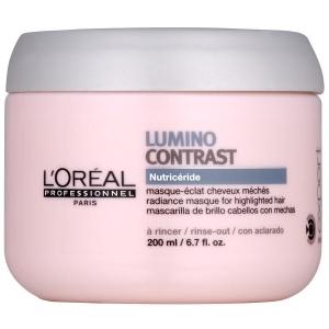 Loreal Lumino Contrast Mascarilla Mechas 200ml Serie Expert