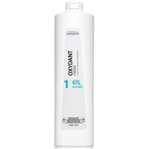 L'Oreal Oxidante Crema 20 Vol 6% 1000ml