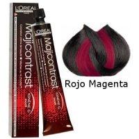 L'Oreal Tinte Majicontrast Rojo Magenta 50ml