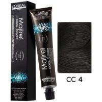 L'Oreal Tinte Majirel Cool Cover 4 Castaño 50ml