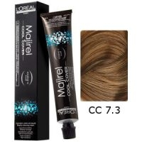 L'Oreal Tinte Majirel Cool Cover 7.3 Rubio Dorado 50ml