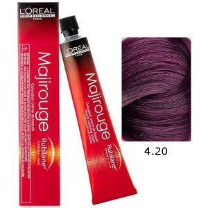 L'Oreal Tinte Majirouge 4.20 Castaño Violin Intenso 50ml