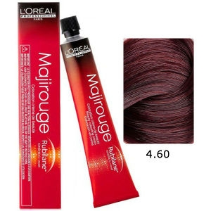 L'Oreal Tinte Majirouge 4.60 Castaño Rojizo Intenso 50ml