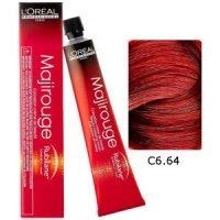 L'Oreal Tinte Majirouge C6.64 Rubio Oscuro Rojo Cobrizo 50ml