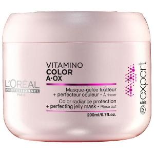 Loreal Vitamino Color A-OX Mascarilla 200ml Serie Expert