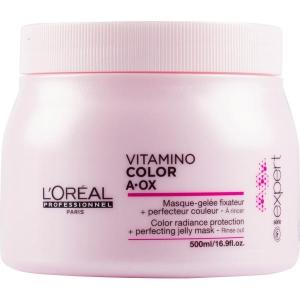 Loreal Vitamino Color A-OX Mascarilla 500ml Serie Expert