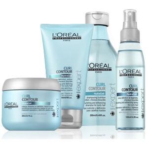L'Oréal Curl Contour Serie Expert