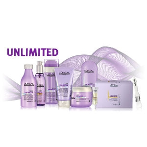 L'Oréal Liss Unlimited Serie Expert