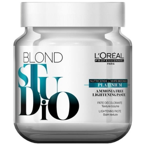 Loreal Blond Studio Platinium Sin Amoniaco 500gr Pasta Decolorante