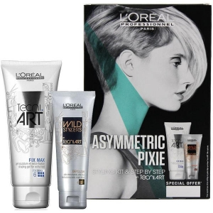 Pack Asymmetric Pixie Tecni Art L'Oreal