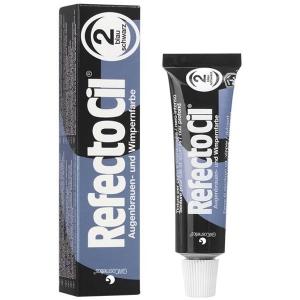 RefectoCil Negro Azul nº2 Tinte para Pestañas y Cejas 15ml