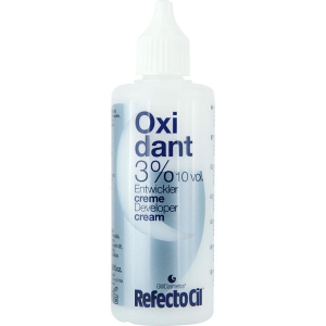 RefectoCil Oxidante Crema 3% 10 Volumenes para Pestañas y Cejas 100ml