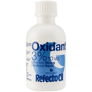 RefectoCil Oxidante Crema 3% 10 Volumenes para Pestañas y Cejas 50ml
