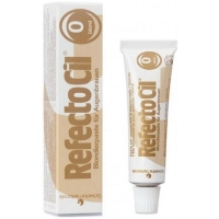 RefectoCil Rubio nº0 Tinte para Pestañas y Cejas 15ml Pasta Decolorante