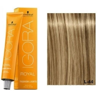 Schwarzkopf Tinte Igora Royal Fashion Lights L-44 Beige 60ml