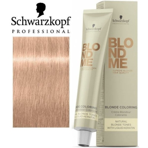 Blonde Coloring Arena Natural BlondMe Schwarzkopf 60ml