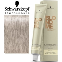 Blonde Coloring Hielo Natural BlondMe Schwarzkopf 60ml