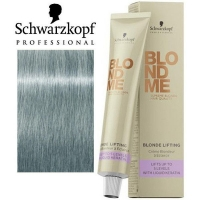 Blonde Lifting Azul Acero BlondMe Schwarzkopf 60ml