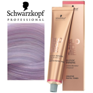 Blonde Toning Lila BlondMe Schwarzkopf 60ml
