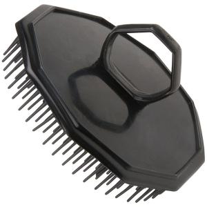 Cepillo Plastico Negro Eurostil