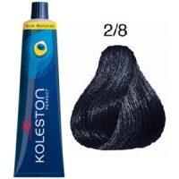 Tinte Koleston Perfect 2-8 Wella Negro Azulado Rich Naturals 60ml