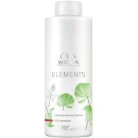 Acondicionador Elements Wella Renovador Ligero sin Parabenos 1000ml