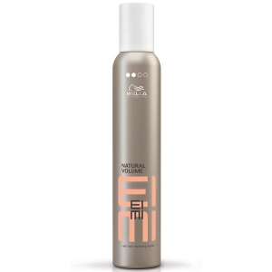 EIMI NATURAL VOLUME Wella Espuma Voluminizante de Fijación Ligera 500ml