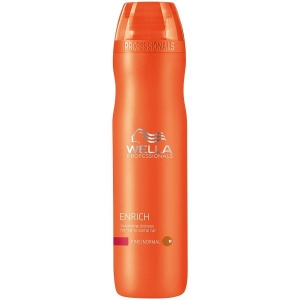 Wella Enrich Champú Volumen Cabello Normal-Fino 250ml