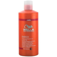 Wella Enrich Champú Volumen Cabello Fino-Normal 500ml