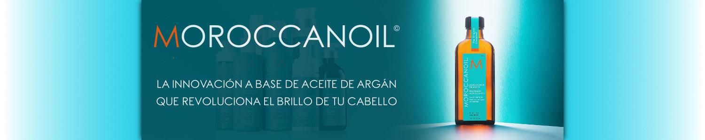 Productos de peluquería. Aceite de Argan Moroccanoil tratamientos capilares