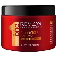 Revlon Mascarilla Uniq One Super10R Hair Mask 300ml