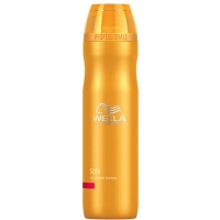 Champú Solar para cuerpo y cabello Wella Sun 250ml