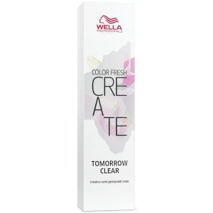 COLOR FRESH CREATE Tomorrow Clear Wella 60ml