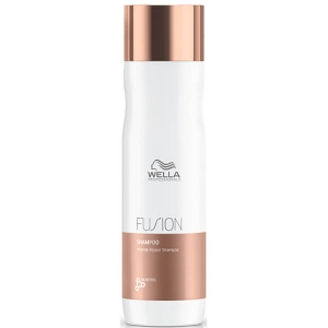Champu FUSION Intense Repair Wella 250ml Recuperacion Capilar