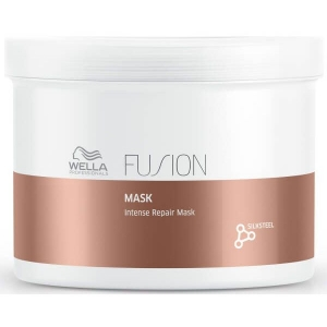 Mascarilla FUSION Intense Repair Wella 500ml Recuperacion Capilar