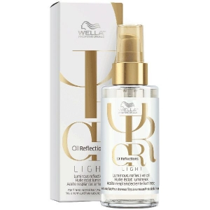 Oil Reflections Light Wella Tratamiento Aceite Ligero para Cabello Fino a Normal 30ml