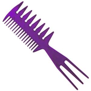 Peine Varios Usos Violeta Profesional Asuer Group